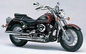 Yamaha XVS400 Drag Star Classic (1998-01)