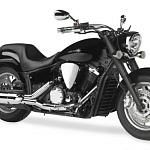Yamaha XVS1300A Dark Star Limited Editions (2010)