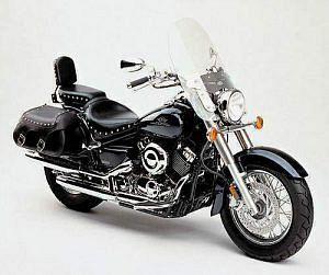 Yamaha XVS650 Drag Star Silverado (2003-06)