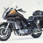 Yamaha XVZ1200TK Venture (1983)