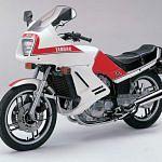 Yamaha XZ400D (1982-8)