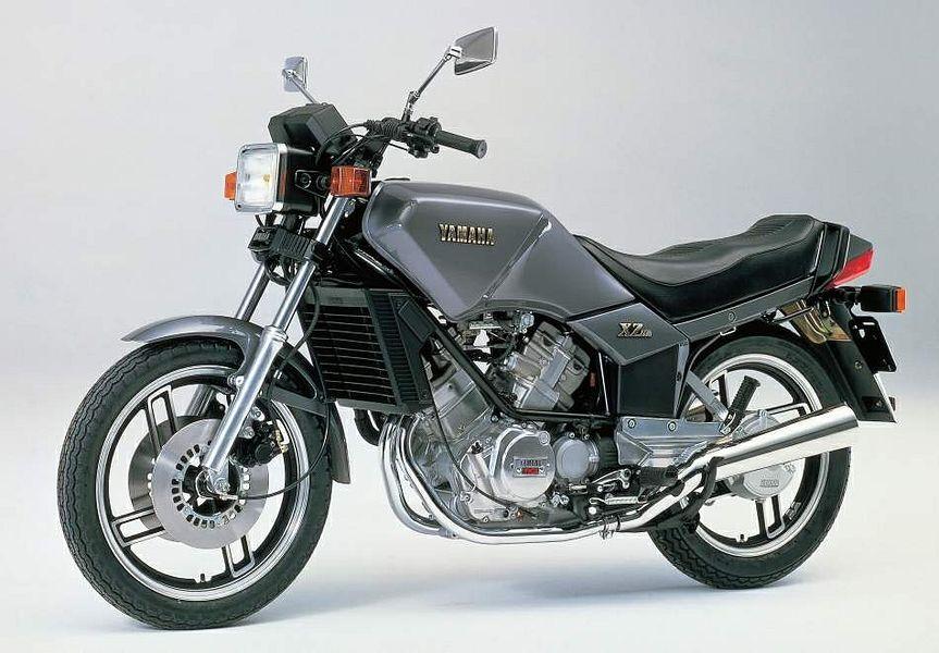 Yamaha XZ550G (1982-83)