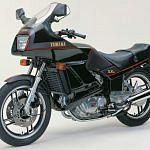 Yamaha XZ550D (1983)