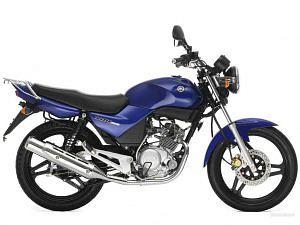 Yamaha YBR 125 2005 (2005-06)