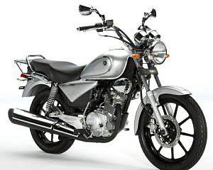 Yamaha YBR 125 Custom (2007)