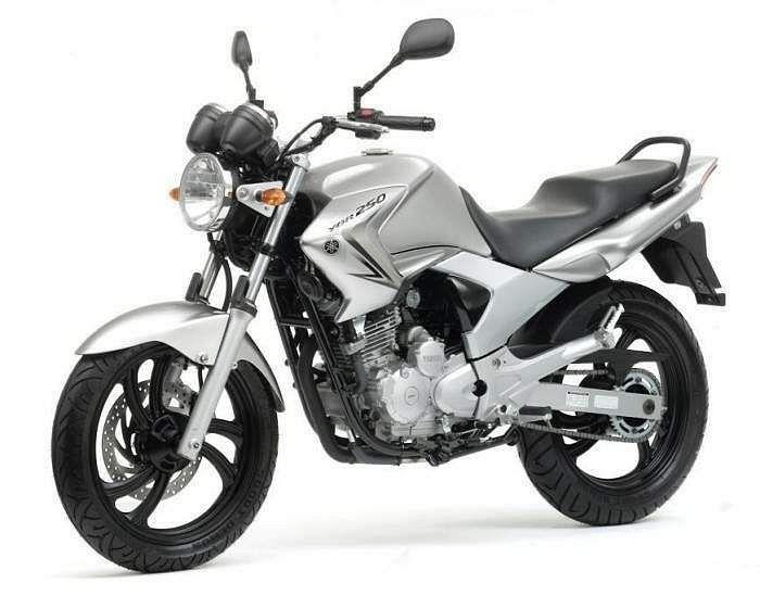 Yamaha YBR 250 (2007-10)