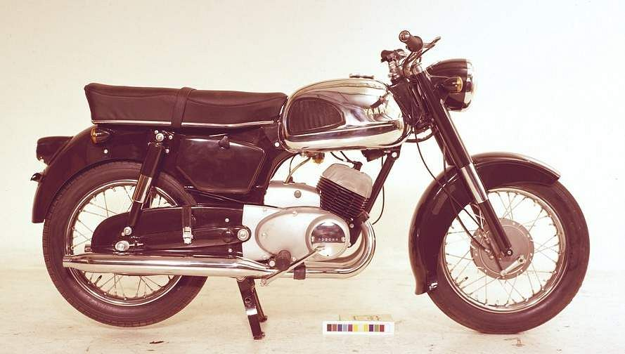 Yamaha YD1 250 (1958-60)