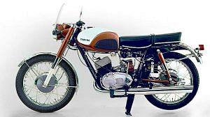 Yamaha YDS7 (1959-61)
