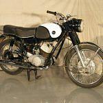 Yamaha YDS7 (1962-63)
