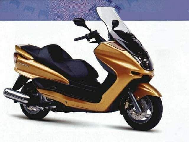Yamaha YP250 Magesty (1996-00)