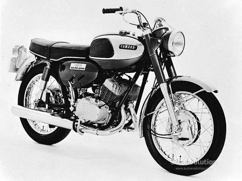 Yamaha YR1 (1967)