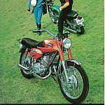 Yamaha YR3C (1969-70)
