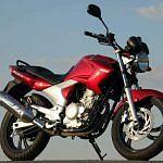 Yamaha YS 250 Fazer (2009-12)