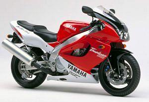 Yamaha YZF100R Thunderace (1997)