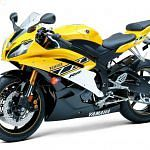 Yamaha YZF 1000 R6 50th Anniversary (2006)
