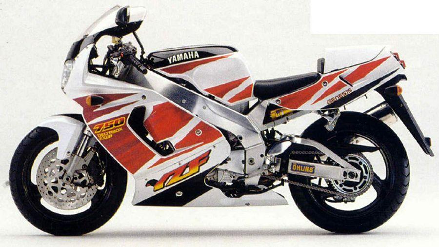 Yamaha YZF750R (1995)