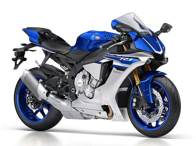 Yamaha R1 2016 (2016)