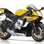 Yamaha YZF-R160th Anniversary Kenny RobertsReplica (2015)