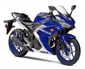 Yamaha YZF-R3 (2017)