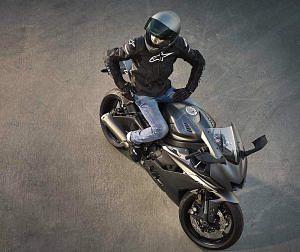 Yamaha R6 2019 (2019)
