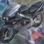 Yamaha YZF100R Thunderace (1999)