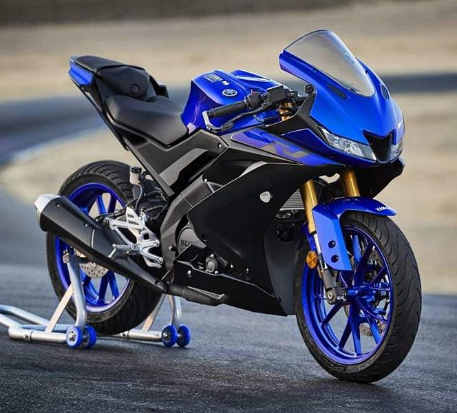 Yamaha YZF-R 125 (2019)