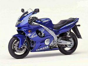 Yamaha YZF 600R (2001)
