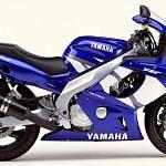 Yamaha YZF 600R (2002)