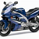 Yamaha YZF 600R Thunder cat (2003-05)