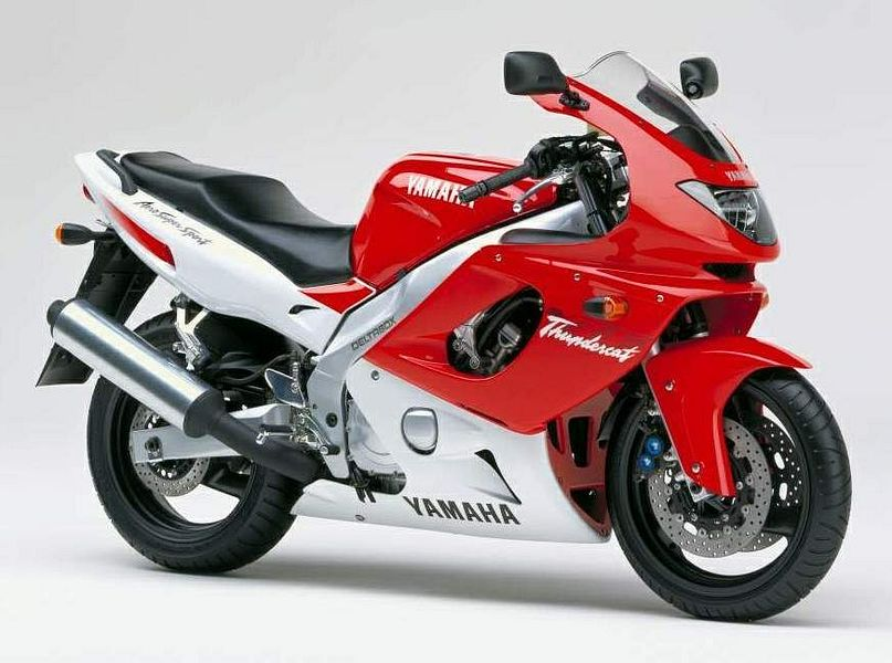 Yamaha YZF 600 R Thunder cat (1996)
