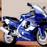 Yamaha YZF 600 R Thunder cat (1997)