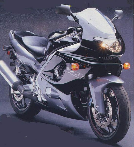 Yamaha YZF 600 R Thunder cat (1999-00)