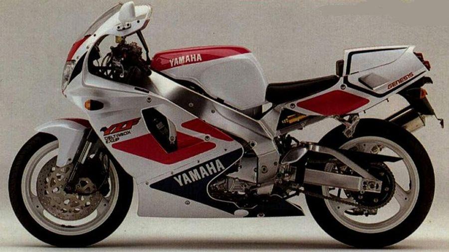 Yamaha YZF750R (1993)