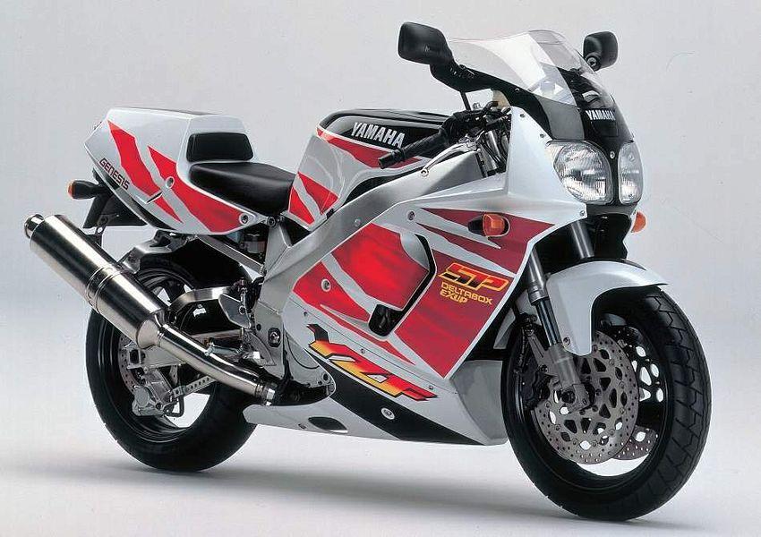 Yamaha YZF750SP (1995)