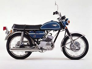 Yamaha DT 125 (1971)
