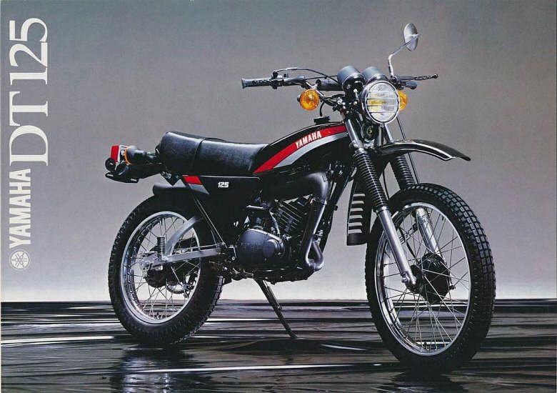 Yamaha DT125 (1980)