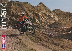 Yamaha DT125 (1983)