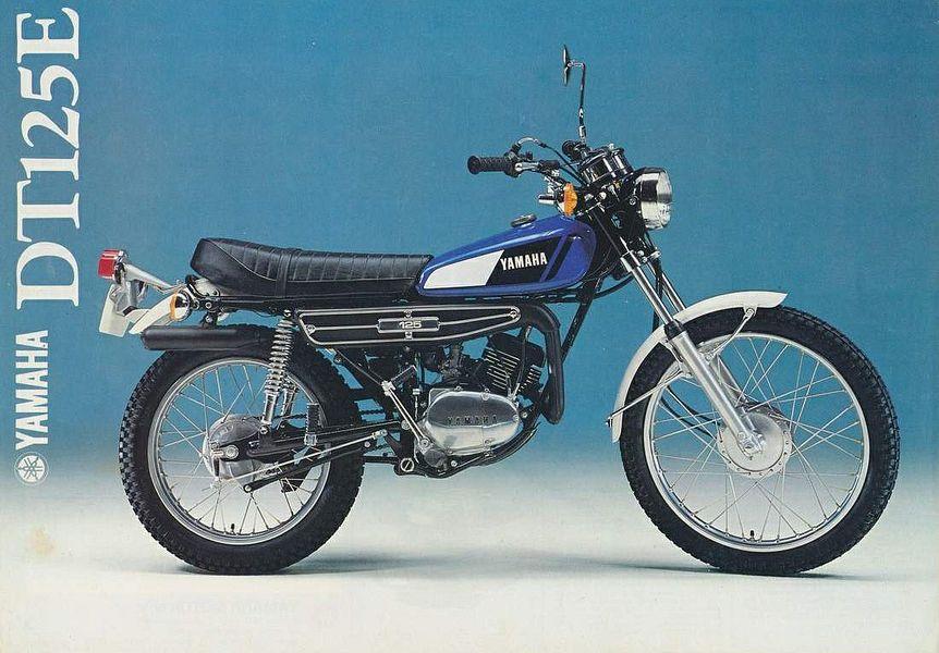 Yamaha DT 125 (1978-79)