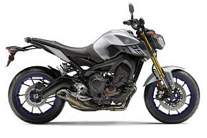 Yamaha FZ-09 / MT-09 (2016)