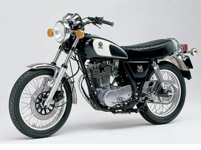 Yamaha SR500 (1978-79)