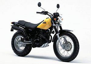 Yamaha TW 200 (2002-04)