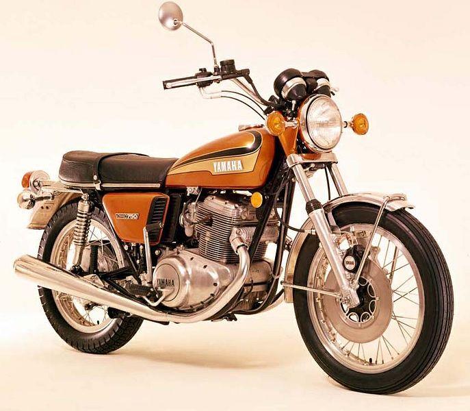 Yamaha TX750 (1972)