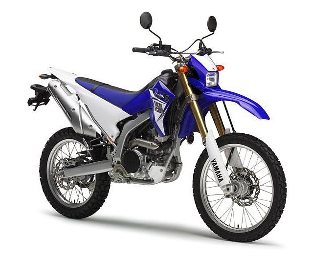 Yamaha WR 250 R (2014)
