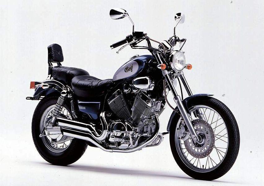 Yamaha XV400 Virago (1990-93)