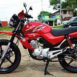 YamahaYBR 125G Dual Sport (2010)