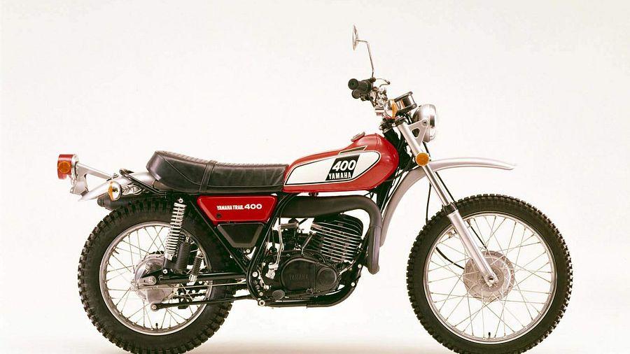 yamaha DT 400 (1976-77)