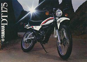 Yamaha DT 175 (1980)
