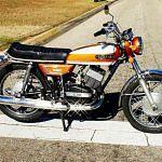 Yamaha R5 350 (1971)