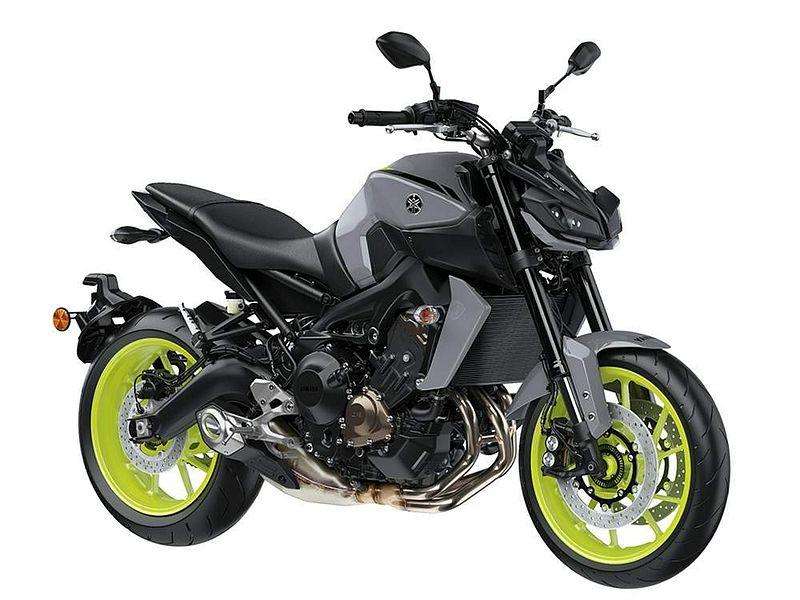 Yamaha FZ-09 / MT-09 (2017)