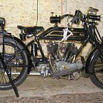 AJS Model E1 1925 (1925)